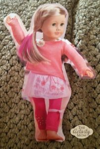 American Girl Doll Play