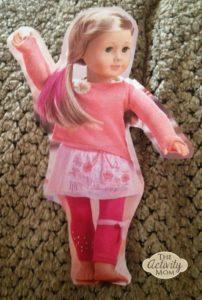 American Girl Doll Play