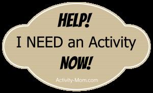 Help I Need an Activity