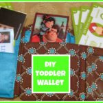 DIY Toddler Wallet