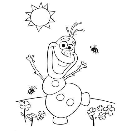 frozen inspired activities