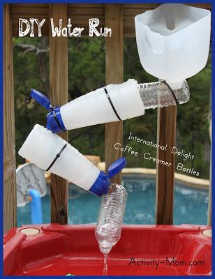 DIY Water Run