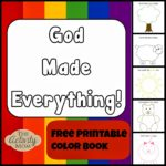 God Made Everything Book