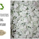 Activities using Styrofoam