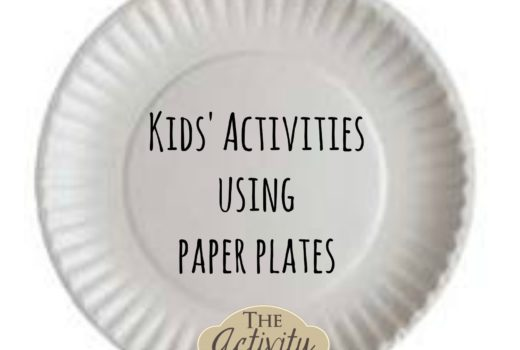 Activities using Paper Plates  sc 1 st  The Activity Mom & The Activity Mom - Paper Plate Alphabet Craft - I is for Igloo - The ...