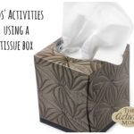 Activities using a Tissue Box