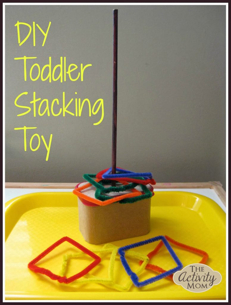 Toddler Stacking Toy