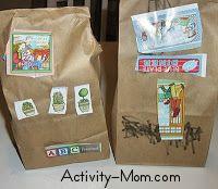 activities using paper bags