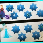 Frozen Themed Dice Game (printable)