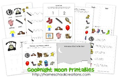 Goodnight Moon Classic Library Contains Goodnight Moon