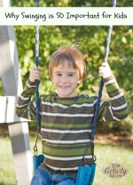 Why Swinging is SO Important for Kids