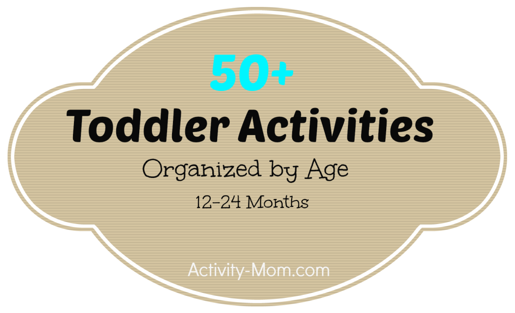 toddler activities by age - Toddler Activities Printables