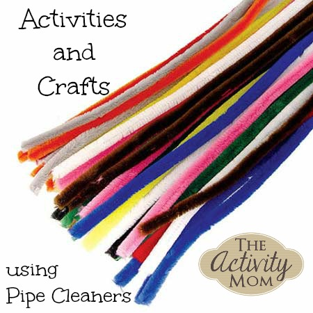 Activities using Pipe Cleaners