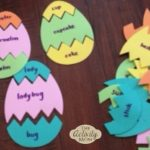 Easter Egg Compound Words