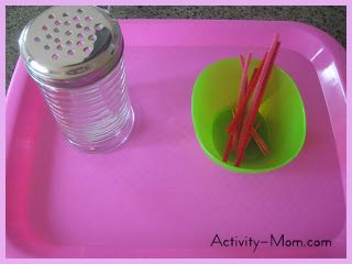 activities with pipe cleaners
