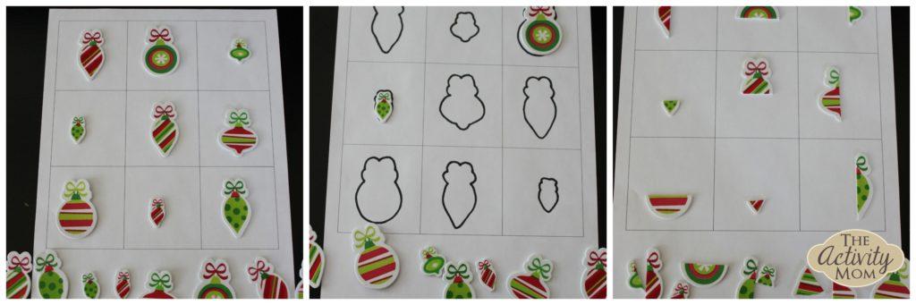 Sticker Puzzles