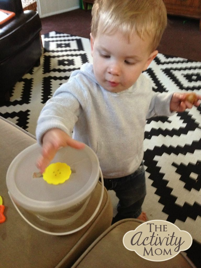 Toddler Fine Motor Activities 2
