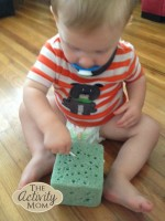 Fine Motor Activities with Your Toddler