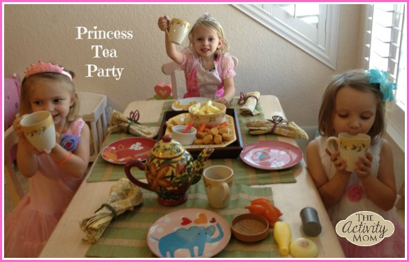 Princess Playdate
