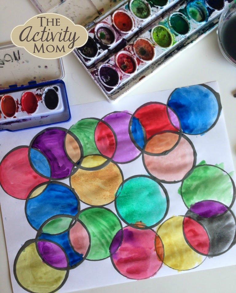Circle Art 4
