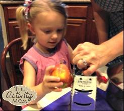 Kids Make Homemade Jam