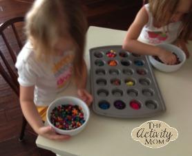 Sorting Beads 2