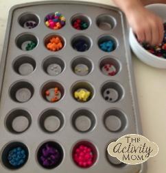 Sorting Beads