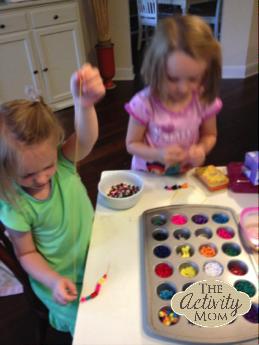 Sorting Beads 6