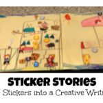 Sticker Stories Creative Writing