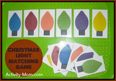 Christmas-Light-Matching