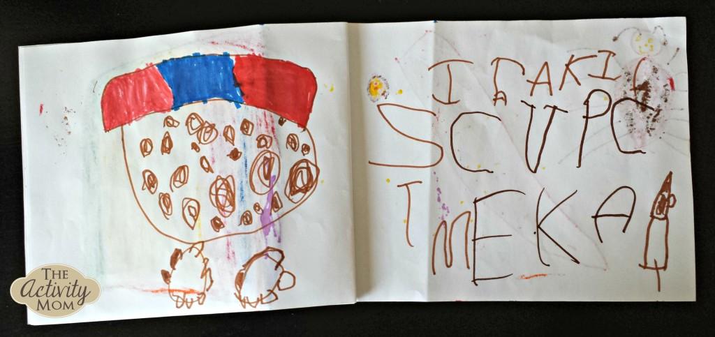 Developing Preschool Writing Skills