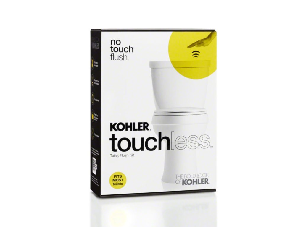 Kohler Touchless Technology