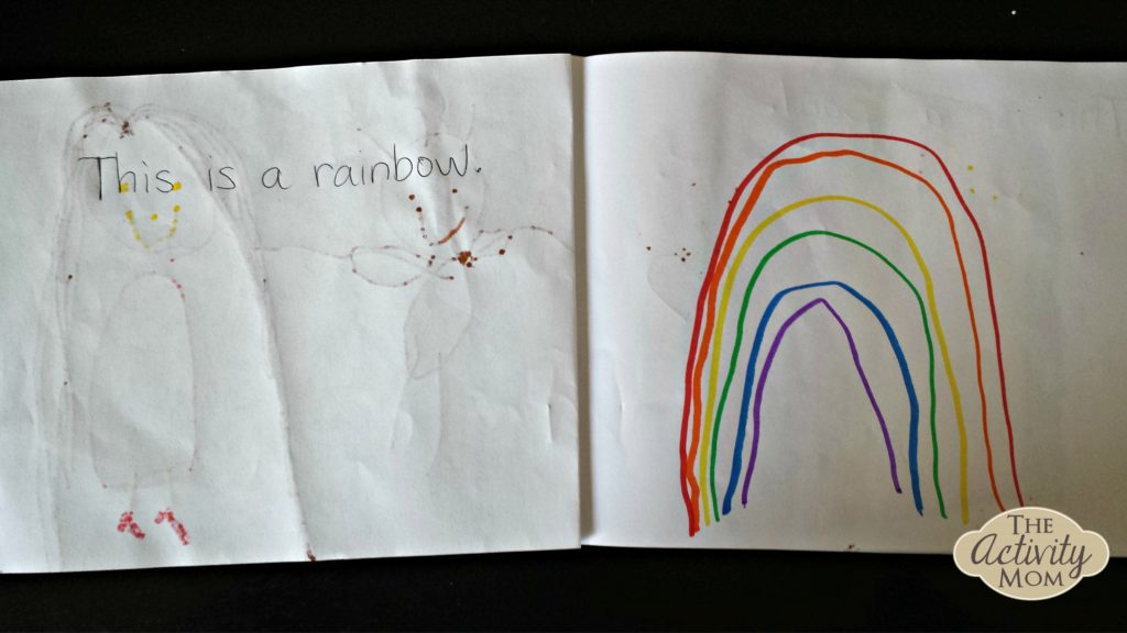 Writing with Preschoolers