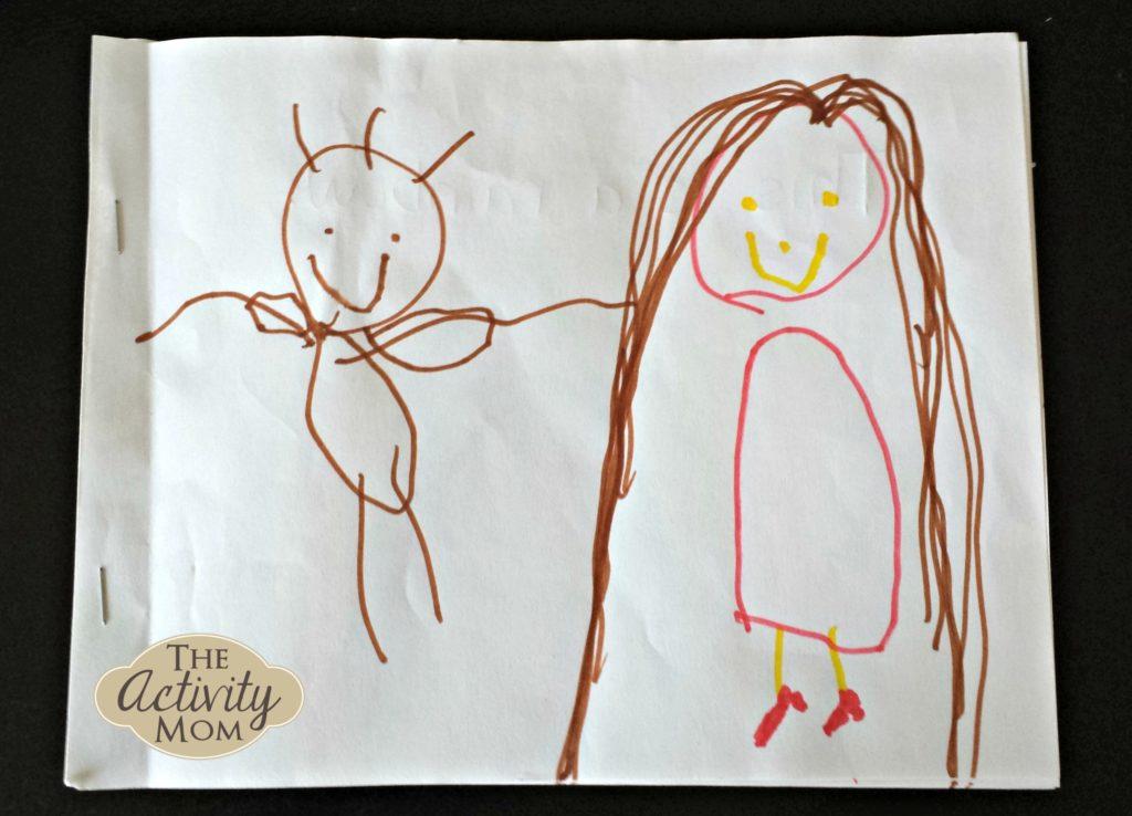 preschool reading and writing