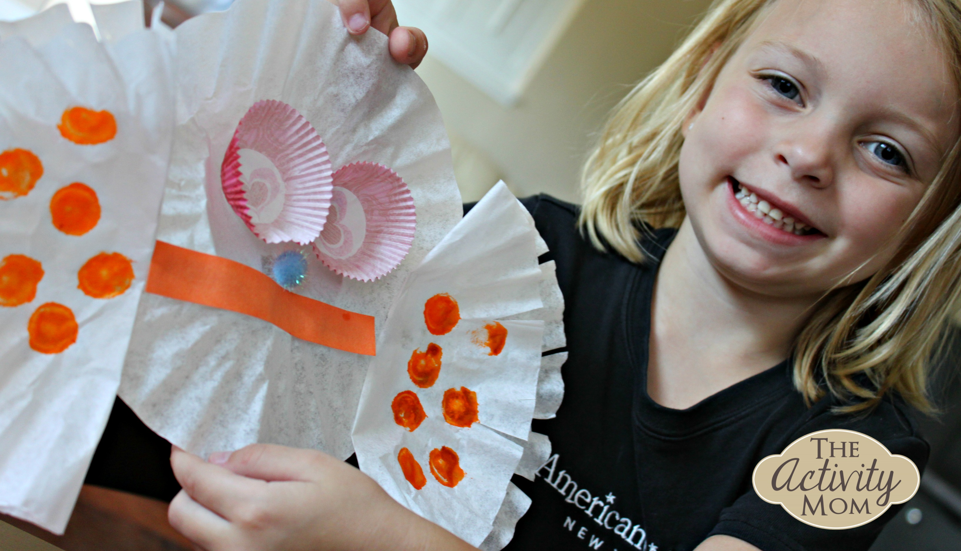 Coffee Filter Animal Crafts