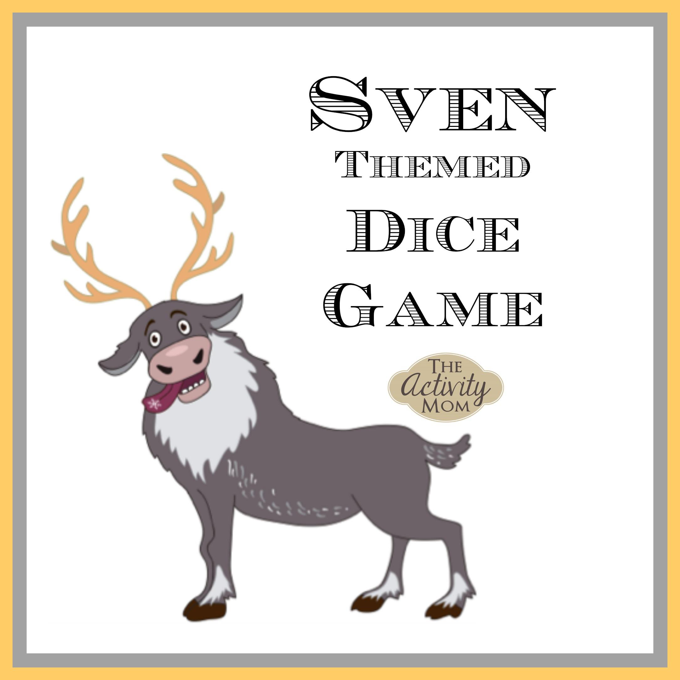 Sven Dice Game