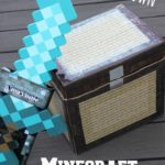 DIY Minecraft Chest