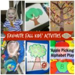 Favorite Fall Kids' Activities