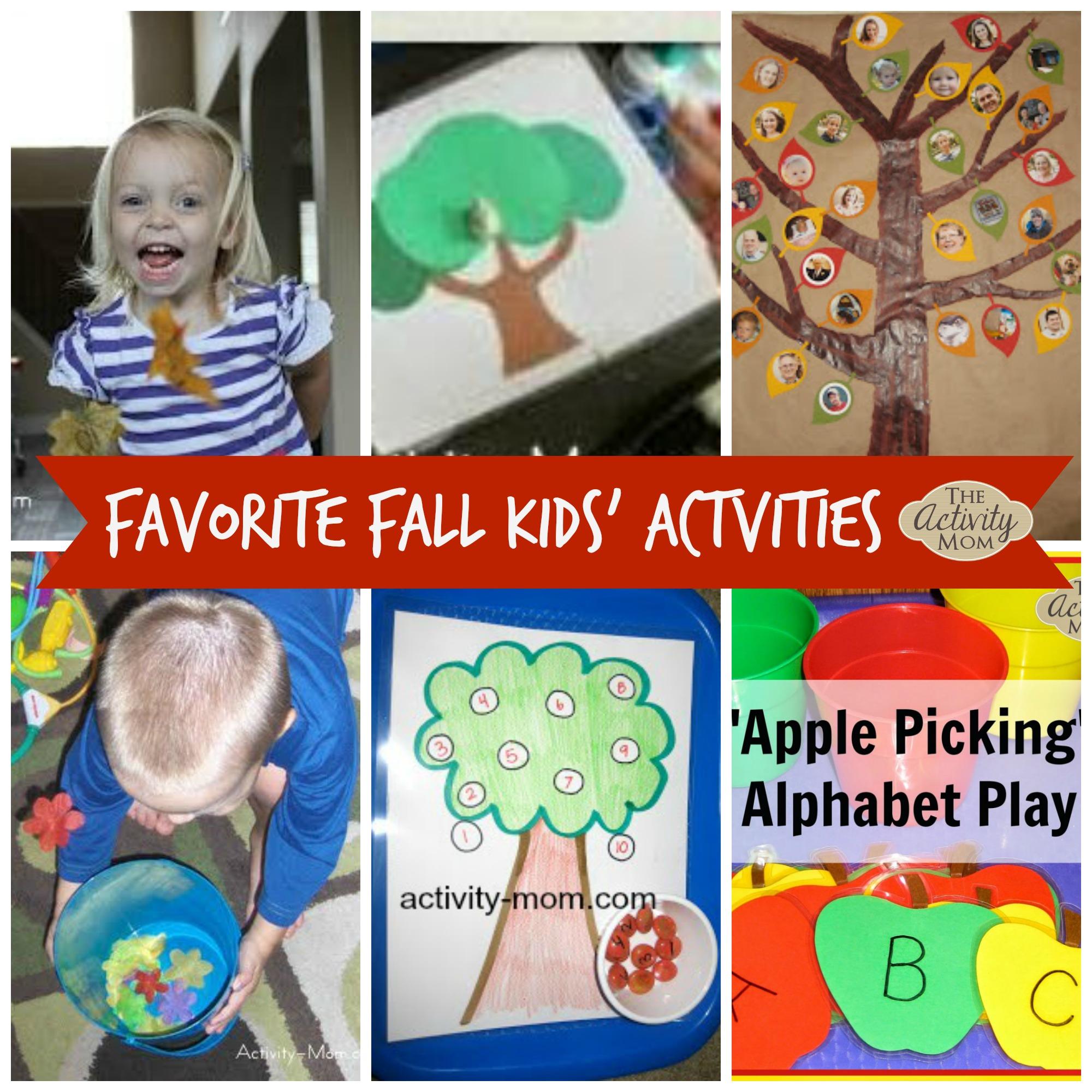 Fall Kids' Activities