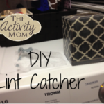 DIY Dryer Lint Catcher