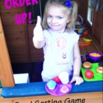 Food Sorting Game – Order Up!
