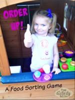 Food Sorting Game – Order Up!