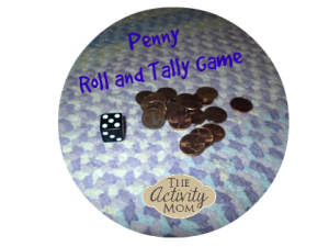 Penny Roll and Tally Game