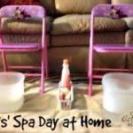 Kids' Spa Day at Home