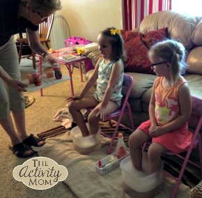 The Activity Mom Kids Spa Day At Home The Activity Mom