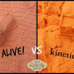 Sands Alive vs. Kinetic Sand
