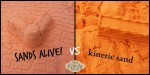 Sands Alive vs Kinetic Sand