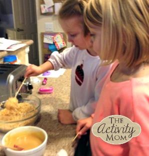 Easy Rice Krispies Treat Balls for Kids