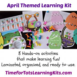 April Learning Kit