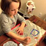 Tin Foil Drawing Craft